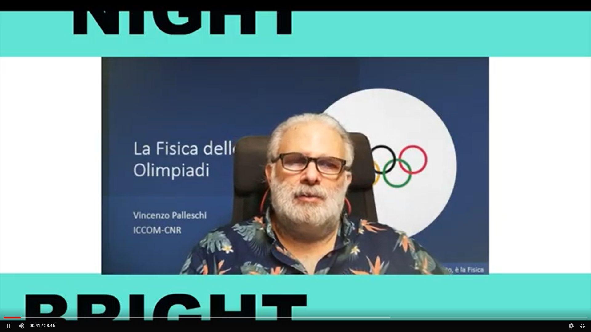La fisica delle Olimpiadi